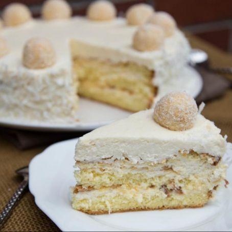 torta-raffaello