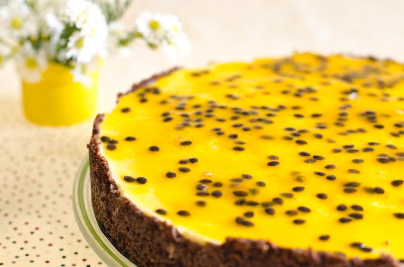 Torta de maracuja 2