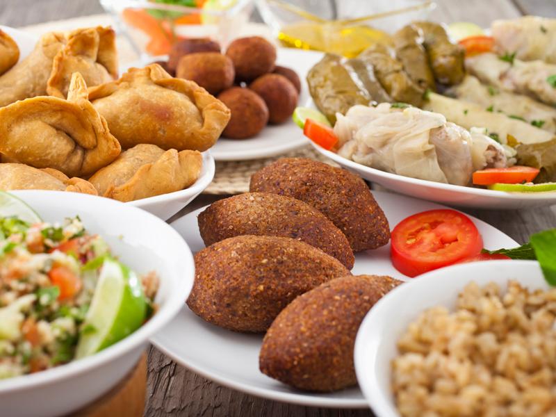 buffet-arabe